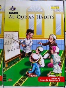 Distributor/Supplier/Agen/Jual LKS MI Agama Al-Qur'an Hadist Kelas 4 Merek Husna Semester Genap Tahun 2021/2022